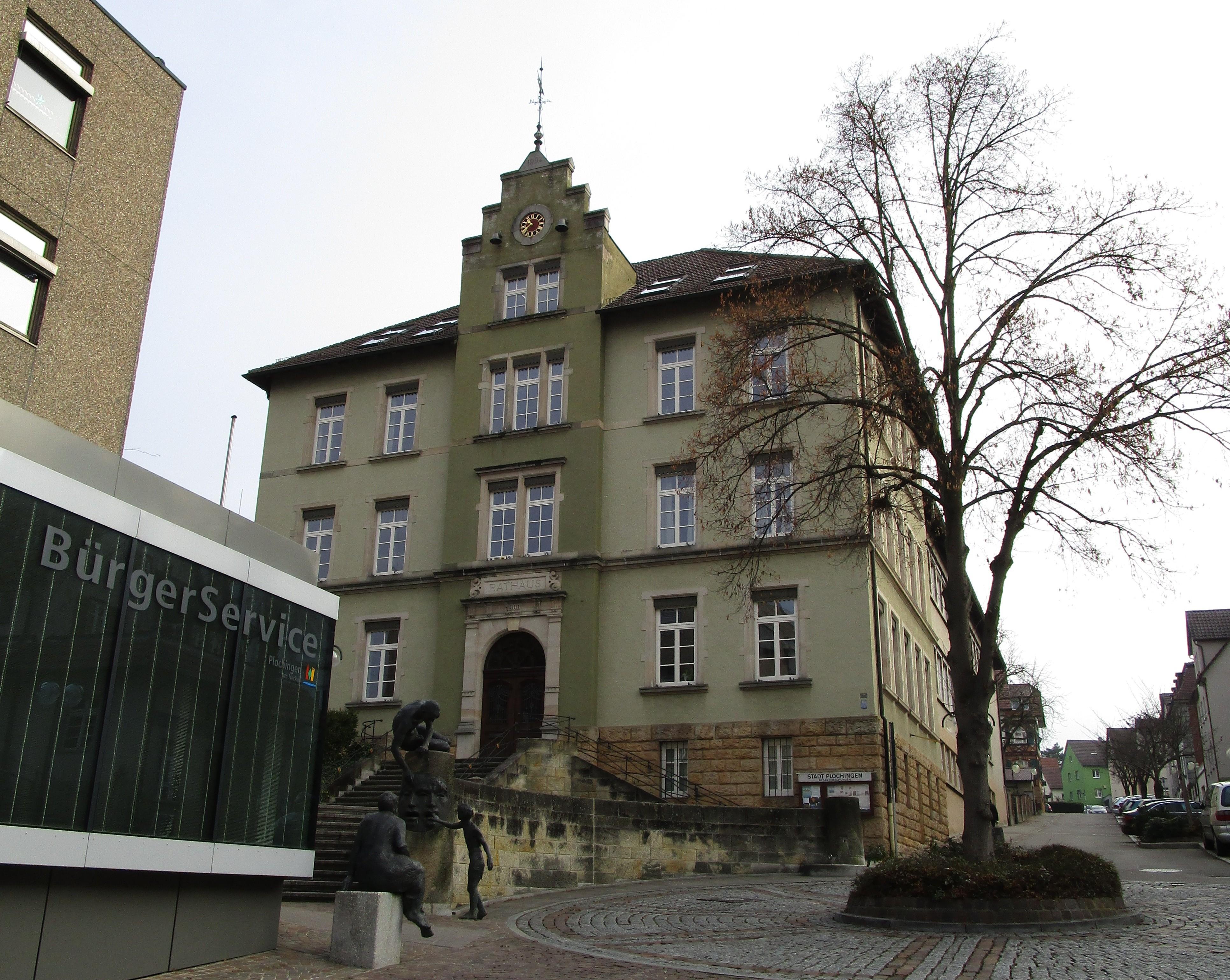 Architekten Esslingen in bearbeitung rathaus plochingen fuchs architekten architekt